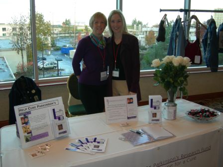 CarlaRae and Pamela at the Hope Conference